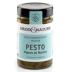 Pesto marin algues & basilic