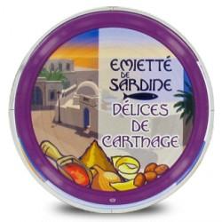 """Emietté de sardine """"délices de Carthage"""""""