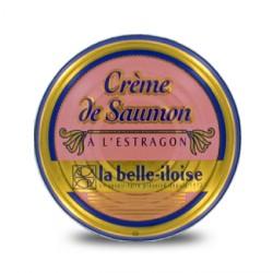 Crème saumon estragon