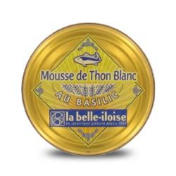Mousse thon blanc