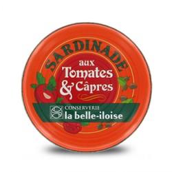 Sardinade aux tomates et câpres
