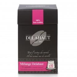 Mélange Delahaut capsules