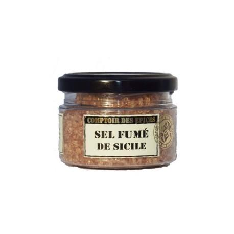 Sel fumé de Sicile