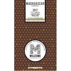 Millésime - Madagascar 2017 praliné