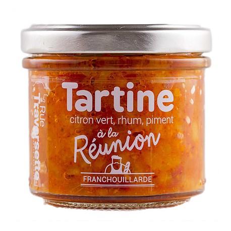 Tartine Réunion