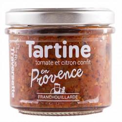 Tartine Provence