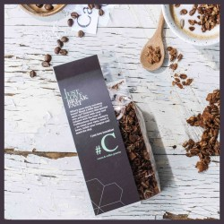 Granola cacao & café