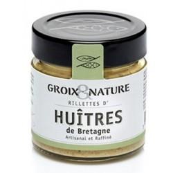 Rillettes aux huîtres de Bretagne