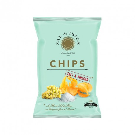 Chips Ibiza salt vinegar