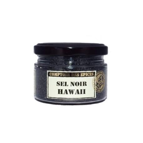 Sel noir d'Hawaï