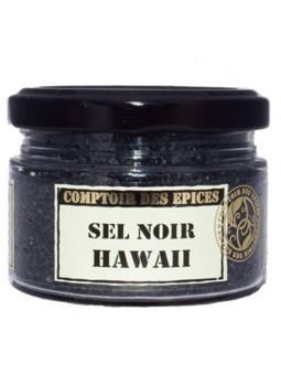 Epices Comptoir Sel Noir Des D'hawaï wym80vNnOP
