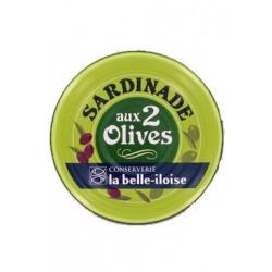 Sardinade aux 2 olives