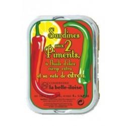 Sardines aux 2 piments