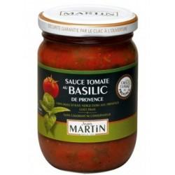 Sauce tomate basilic