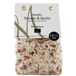 Risotto à la Tomate et au basilic Bio