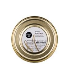 Mini maquereaux fumés à l'huile d'olive