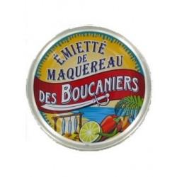 Emietté de maquereau des Boucaniers