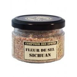Fleur de sel et poivre séchuan