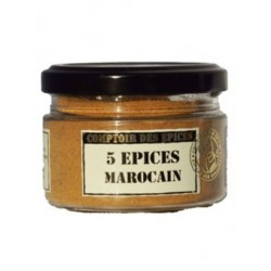 Cinq épices marocain