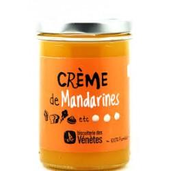 Crème mandarines