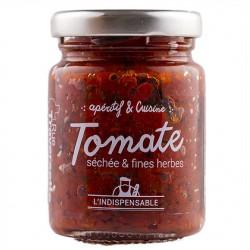 Crème tomates séchées