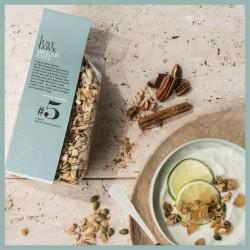 Granola noix de pécan & amande