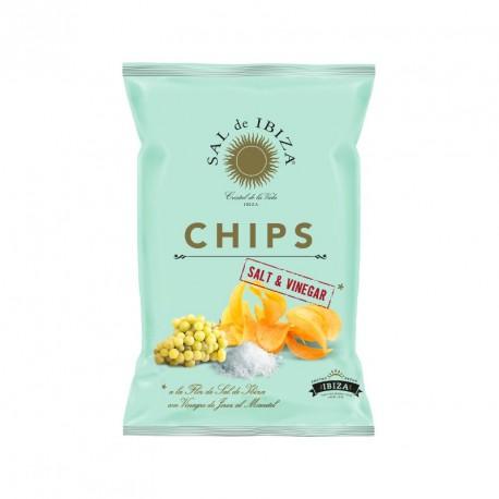 Chips Ibiza salt vinegar