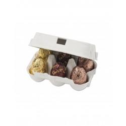 Mini boite assortiment oeufs en chocolat