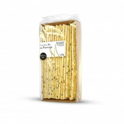 Crackers bio au fromage