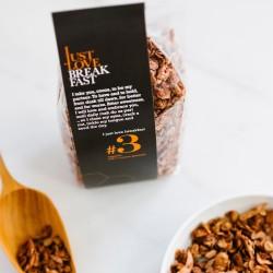 Granola cacao