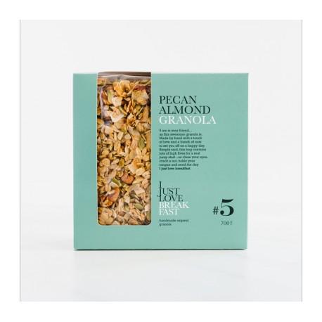 Granola noix de pécan & amande 700gr