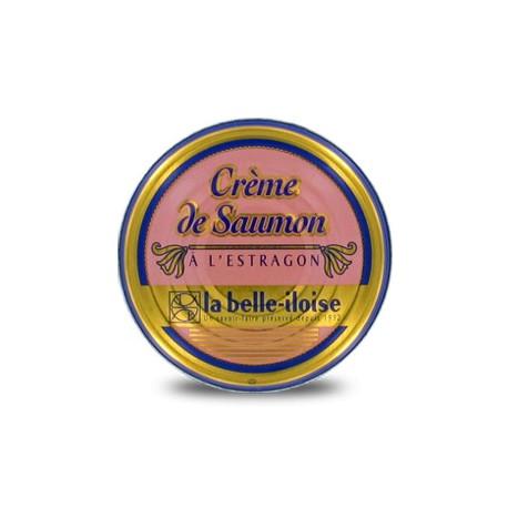 Crème de saumon à l'estragon 130gr
