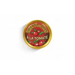 Emietté de Thon tomate 160 gr