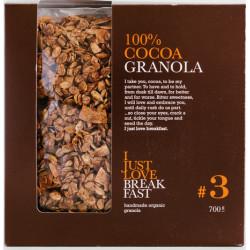 Granola cacao 700 gr