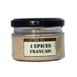 Quatre épices français Charcutier