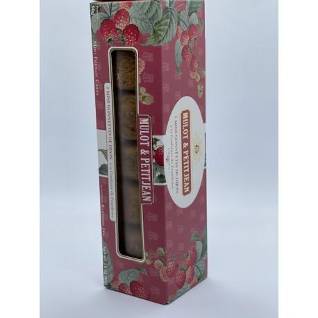 Boîte de 5 Mini-Nonnettes à la framboise