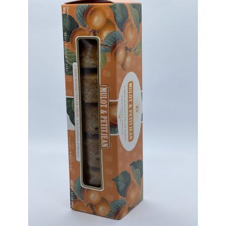 Boîte de 5 Mini-Nonnettes à l'abricot