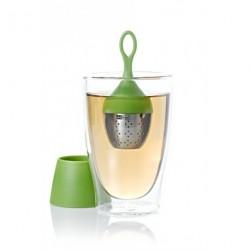 Boule à thé flottante - vert