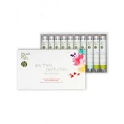 Coffret Les thés parfumés