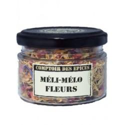 Meli Melo de fleurs