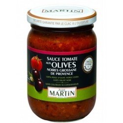 Sauce tomate olives