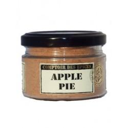 Mélange Apple pie
