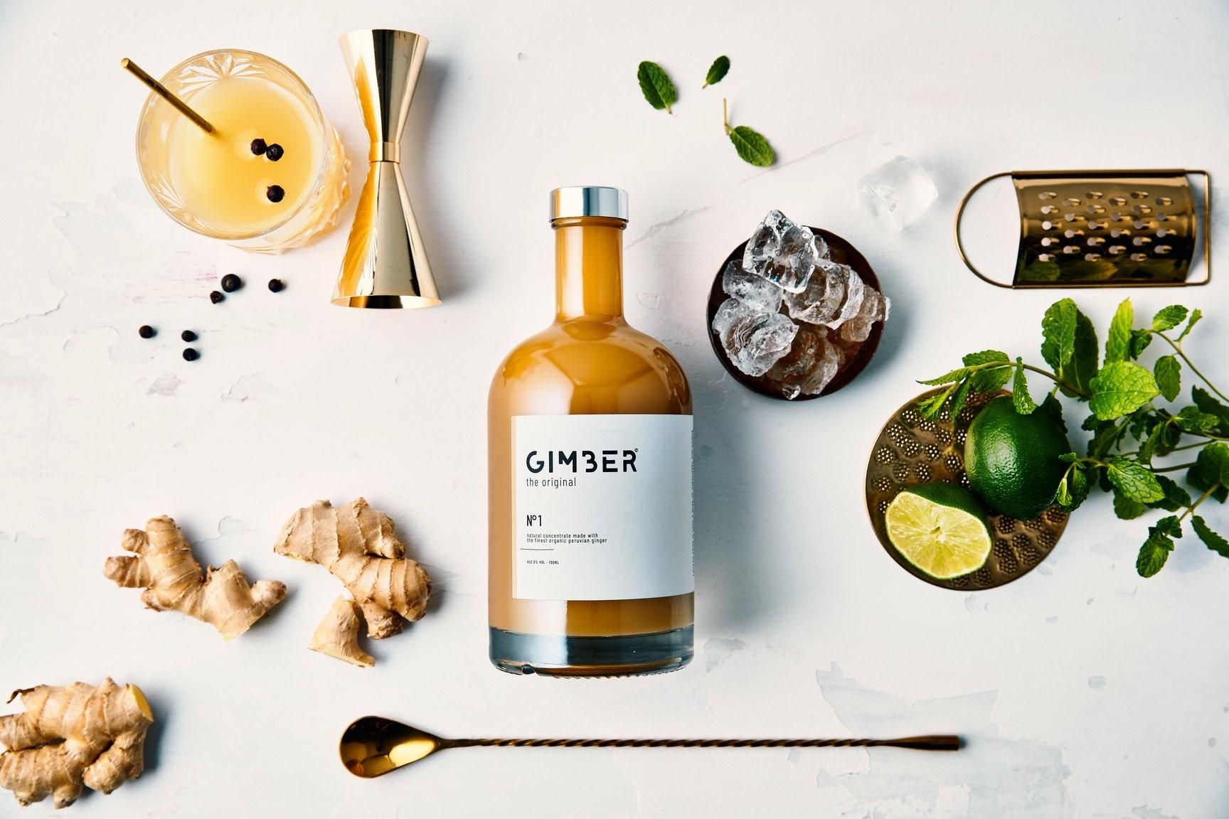 Gimber- the original