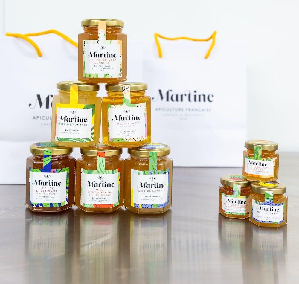 Miel Martine- Le Miel Martine c'est une histoire qui commence en plein cœur de la Provence